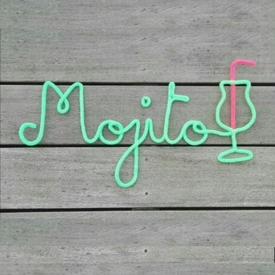 Déco murale Mojito