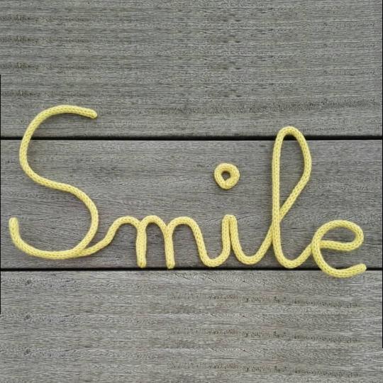 Décoration murale Smile
